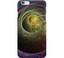 Space Fireworks iPhone Case/Skin