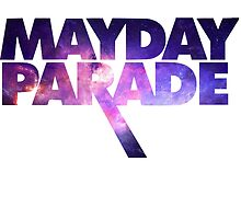 mayday parade galaxy by maydolma