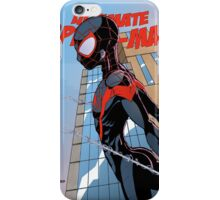 Ultimate Spider-Man Variant Edition iPhone Case/Skin