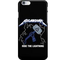 Asgardian: Ride The Lightning iPhone Case/Skin