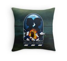 MILLER & HARDY - 2013 Throw Pillow