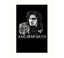 King of my south Art Print