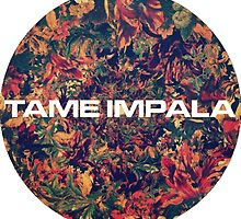 Tame Impala by UFOGIRL