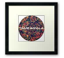 Tame Impala Framed Print