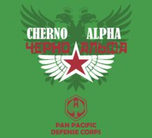 Cherno Alpha - Pan Pacific Defense Corps by nardesign