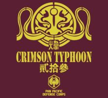 Crimson Typhoon - Pan Pacific Defense Corps by nardesign