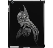 It's Not Who I Am Underneath... (Grayscale) iPad Case/Skin