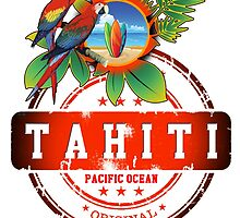 TAHITI Nice Island by dejava