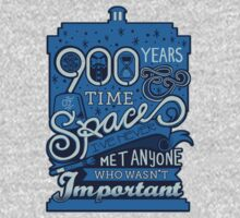 900 Years of Time & Space Kids Clothes