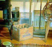 Country Kitchen Sunshine II by RC deWinter