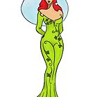 Poison Ivy by CrimsonArchive