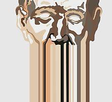 Greek head - desert. by FGST