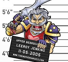Leeroy Jenkins is a Movie Maniac by TheMovieManiacs