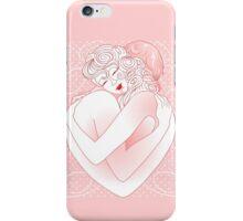 Love Embrace iPhone Case/Skin