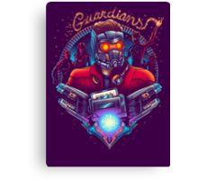 We are the Guardians Canvas Print