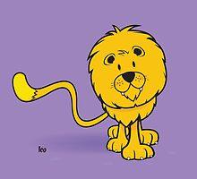 funny zodiac/leo by mangulica