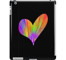 Cool Tie-Dye Heart iPad Case/Skin