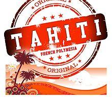 TAHITI Cool n' Sexy Island by dejava