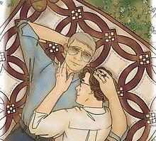 Wedding quilt by stitchlock