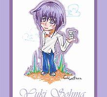 Chibi Yuki by gezusgeek