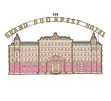 The Grand Budapest Hotel by evannave