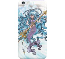 Mermaid Queen iPhone Case/Skin
