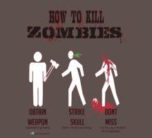 How to kill zombies by djhypnotixx
