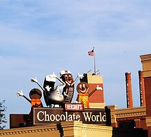Chocolate World by SierraHaynes97