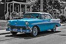 1956 Chevrolet Belair - selective colour by PhotosByHealy