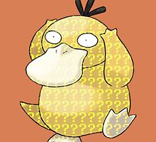 Psyduck / Confusion by supericarus