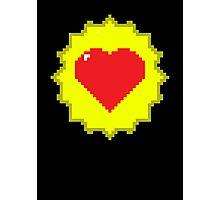 Tank Dodger - Heart Health Love Photographic Print