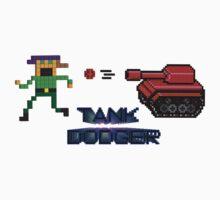 Tank Dodger - Running man Kids Clothes