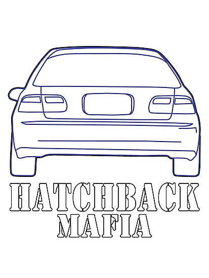 Hatchback mafia by TswizzleEG