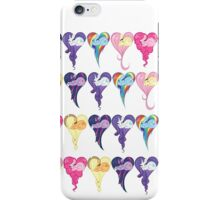 Heart After Heart iPhone Case/Skin