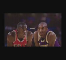 "Jordan vs. Kobe ""LEGENDS"" T-Shirt"