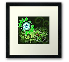 The First Time Gear Framed Print