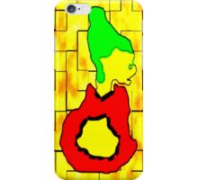 Puppet of light iPhone Case/Skin
