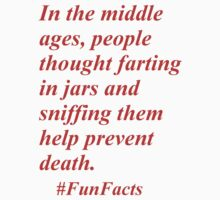 Fun Facts #3 by RaveKing