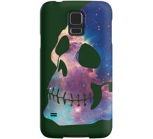 Dope Galaxy Blowout Skull Samsung Galaxy Case/Skin