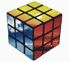 Rubiks Cube Kids Clothes