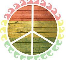 Peace, Sun.  by TheMindBlossom