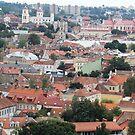 Vilnius - Old Town by mlleruta