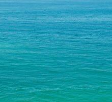 Ocean in sunny day by ellensmile