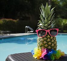 Pineapple by the pool by ellensmile