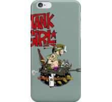 Tank this... iPhone Case/Skin