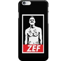 Zef 2 iPhone Case/Skin