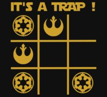 T shirt It's a Trap ! A Tic Tac Trap ! by Cidelacomte