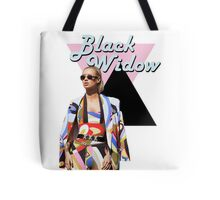 Iggy Azalea / Black Widow Tote Bag