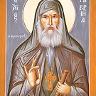 St Gabriel the Confessor by ikonographics