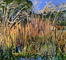 Hidden Life in the Swamp by Gidja Walker by TootgarookSwamp